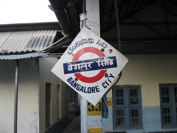 Bangalore Railway Station